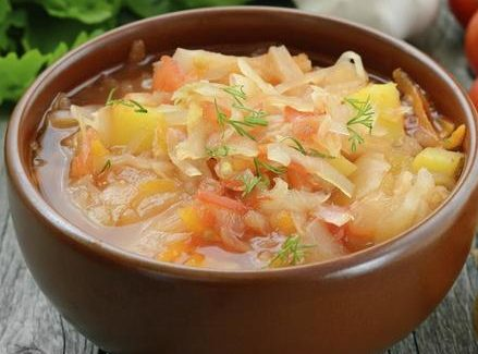 No-Fail, Heart Healthy Bulgarian Cabbage Soup, Zeleva Chorba Recipe with Fire Roasted Red Peppers