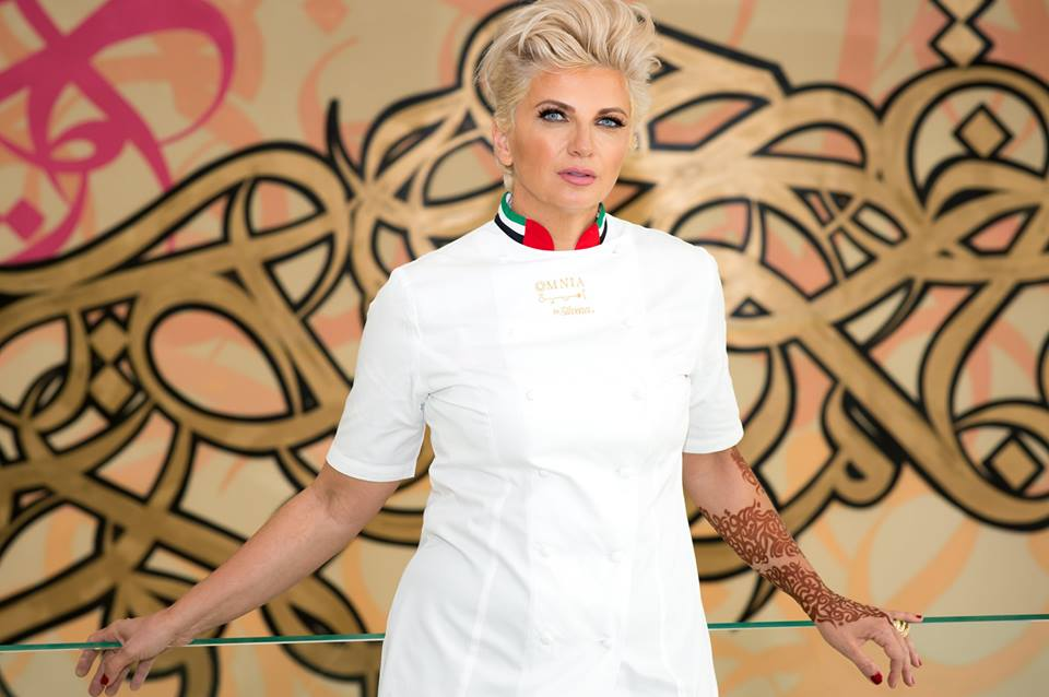 Bulgarian Celebrity Chef Silvena Rowe Featured as Bulgarian Cooking Chef of the Month
