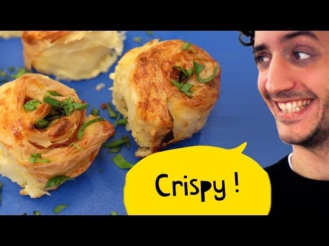 Easy Bulgarian Banitsa by Alex the French Guy Cooking